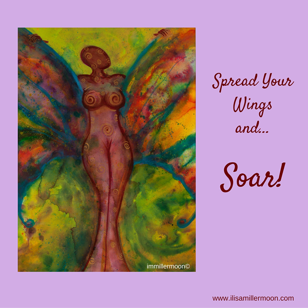 Spread Your Wings and Soar!